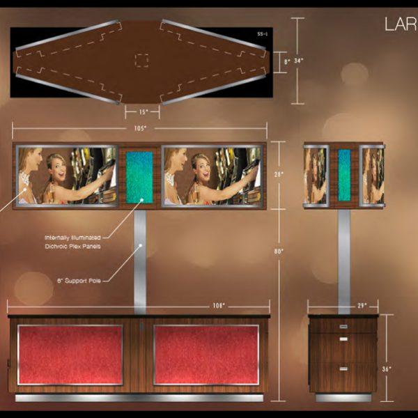 large-pit-display